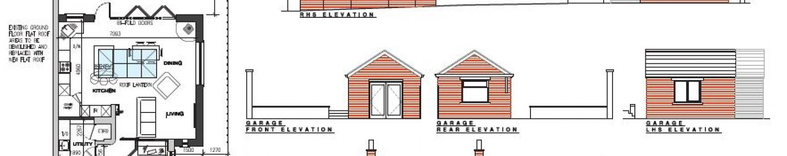 Dwelling Extension and Renovation project in Belfast