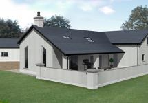 Traitional Designed Low Energy Homes in Cullybackey