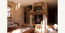 Wood Burning Stove/Low Energy Home