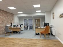 Shop fit out ballymena