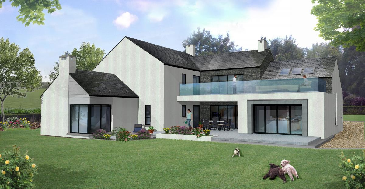 Bespoke ECOHome in Randalstown