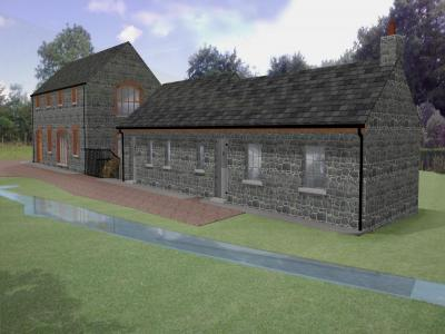 Old Mill Conversion and Renovation