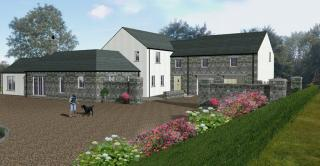 Planning application submitted for a new dwelling in Templepatrick