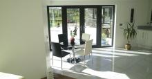 Bi Fold doors to garden patio