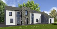 Modern Barn Conversion in Lisburn - Concept Image